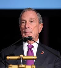 New York Mayor Michael Bloomberg