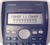 Casio Calculator