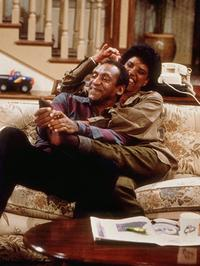Bill Cosby and Phylicia Rashad in