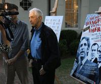 Political activist and former United States Military Analysist Daniel Ellsberg attends the 2010 Hamptons International Film Festival