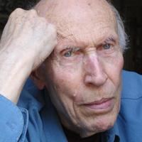 Eric Rohmer, the french film director and critic, who died January 11, 2010.