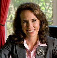 Rep. Gabrielle Giffords (D-Ariz.) in 2009
