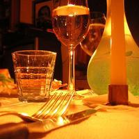 utensils glasses