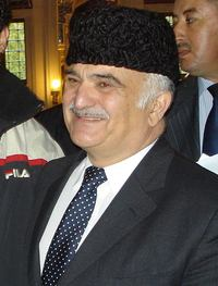 His Royal Highness Prince Hassan of Jordan