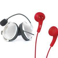 Headphones vs. Earbuds