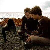 Jónsi Birgisson and Alex Somers