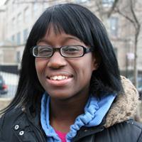 Josetta Adams, Radio Rookie