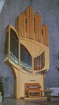 1978 Kleuker organ