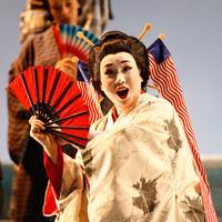 Shu-Ying Li as Madama Butterfly at the New York City Opera