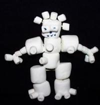 marshmallow monster