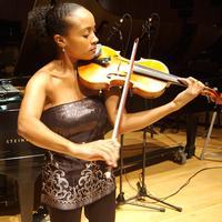 Melissa White, violin