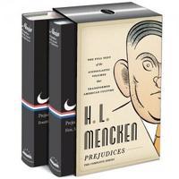 <em>Prejudices</em> by H.L. Mencken