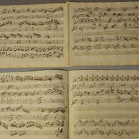 Two recently discovered pieces almost certainly composed by Mozart