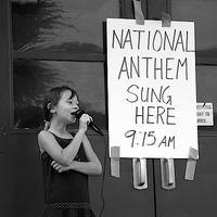 4th of July Redesign Challenge, child, anthem