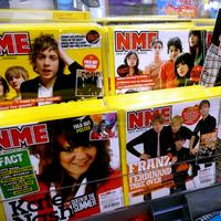 NME greeting cards
