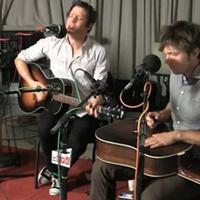 OK Go plays live in Soundcheck Studio