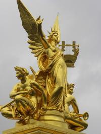 Opéra Garnier detail