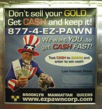 Pawn shop Uncle Sam