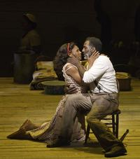Audra McDonald and Norm Lewis in 'The Gershwins' Porgy and Bess'