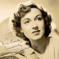 Risë Stevens in an undated publicity photo