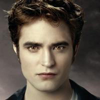 Robert Pattinson plays Edward Cullen in the Twilight series