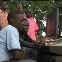Ugandans Watch KONY 2012
