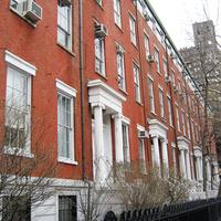Townhouses on Washington Square North in Greenwich Village, Manhattan