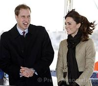 Prince William and Catherine Middleton are to be married on April 29.