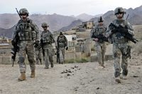 Army, Troops, Afghanistan