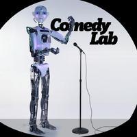 robot comedian