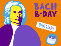 Happy Birthday, Bach.