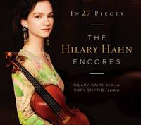 Hilary Hahn's album of 27 commissioned encores made several best-of lists in 2013
