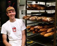 Baker Austin Hall of She Wolf Bakery