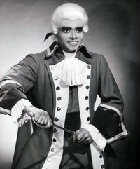 George Shirley as Ferrando in the Met's Cosi fan tutte