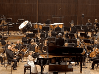Alma Deutscher in Concert with the Israeli Philharmonic Orchestra