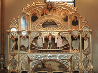 A 1905 Marenghi Organ