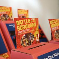Battle of the Boroughs 2011 voting boxes generic