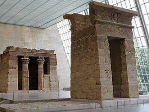 The Temple of Dendur