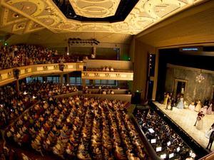 Inside the Glimmerglass's Alice Busch Opera Theater