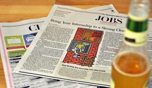 jobs, internship, newspaper, classified
