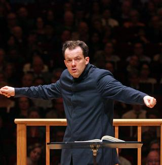 Andris Nelsons leading the Boston Symphony Orchestra in Mahler's 'Symphony No. 6' on April 1, 2015