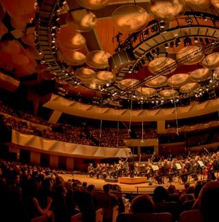 Colorado Symphony at Boettcher Concert Hall in Denver