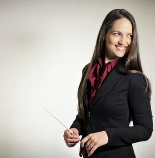 Michelle Merrill, conductor