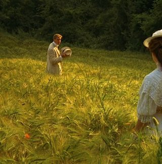 Still from Merchant Ivory's 'A Room with a View'