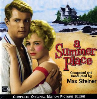The soundtrack album for 'A Summer Place'
