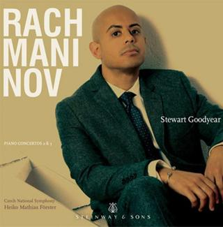Stewart Goodyear performs Rachmaninoff: Piano Concertos Nos. 2 & 3