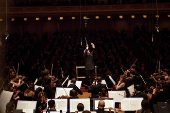 Daniel Barenboim conducts the West-Eastern Divan Orchestra in Beethoven's Symphony No. 2.