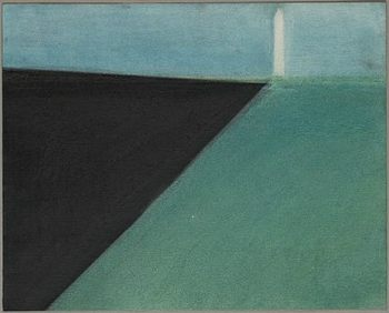 A Watercolor From Maya Linu0027s Entry To The Vietnam Veterans Memorial 1981  Design Competition. She Designed The Memorial At Only 21 Years Old As Part  Of Her ...