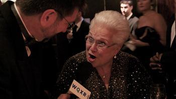 Marilyn Horne at the Carnegie Hall season opener gala.