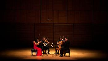 The Belcea Quartet plays at Carnegie's Zankel Hall